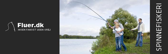 spinnefiskeri fiskeudstyr