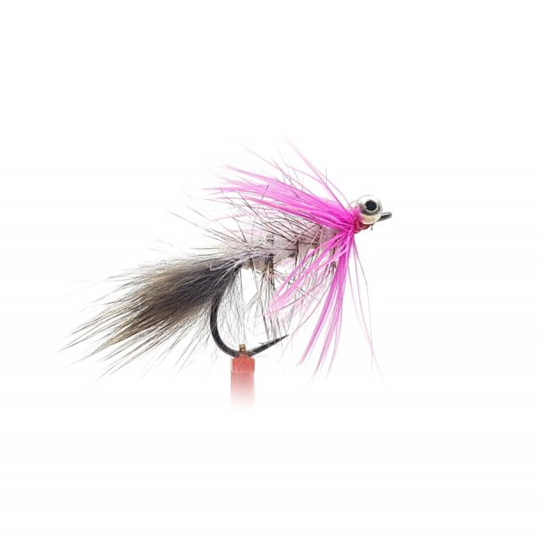 Fiskegrej flue til fiskeri