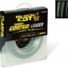 Black Cat Rubber Coated Leader 20m 70kg Grey