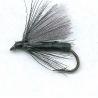 Black Gnat size 8