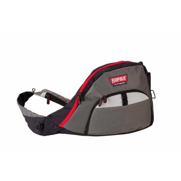 21211d4f1b2 Rapala Sportsman 9 Soft Sling Bag - Sling bag og rygsække - fluer.dk