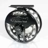 A. Jensen Target Rainbow Trout # 4/6 Fluehjul Gunsmoke