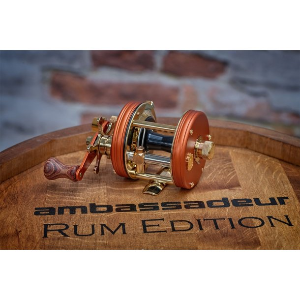 Abu Garcia Ambassadeur 5500 CDL Rum Edition