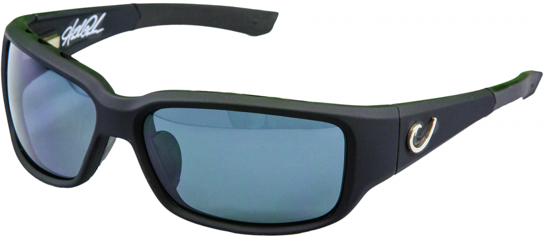 8e472950a6d1 Mustad Polaroid Solbriller HP101A-2 SMOKE LENS - Solbriller til fiskeri