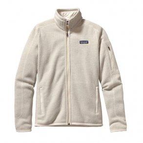 25287c10ab89 Patagonia Better Sweater Woman s Fleece Jacket Raw Linen