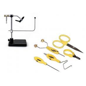 Fluestik og værktøj